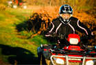 Rent an 4 Wheeler Quad ATV and Explore the Forest of Ontario