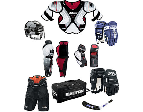 ice hockey gear rental toronto rent goalie gear in ontario