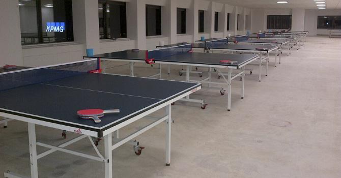 Ping Pong Tennis Table Rentals Toronto | Rent Ping Pong Tables