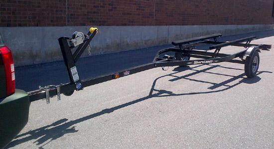 Utility Trailer Rentals Toronto Rent Atv Trailers Jet Ski