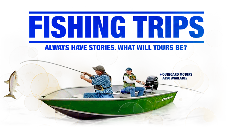 Rent Fishing Boats in Ontario
