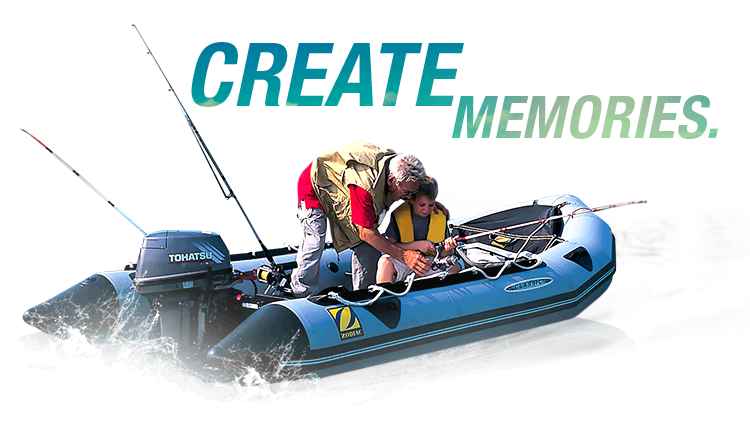 Rent a Fishing Boat and Create Memories