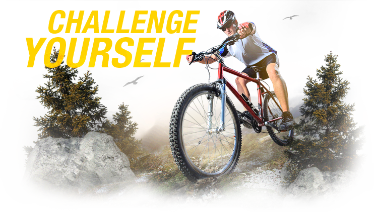 Spring Mountain Bike Challenge Yourself