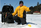 Rent Ice Fishing Gear in Toronto, Ontario